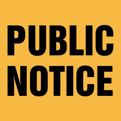 Public Notice Square
