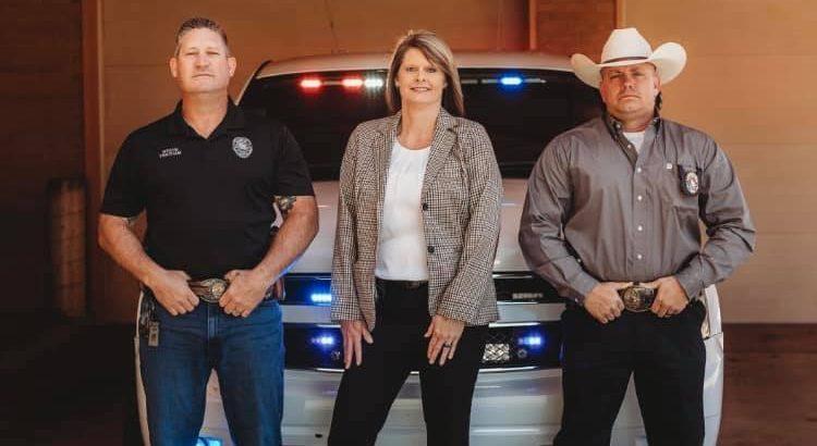 elk city police department - Det. Chatham, Det. Cole and Det. Weygand