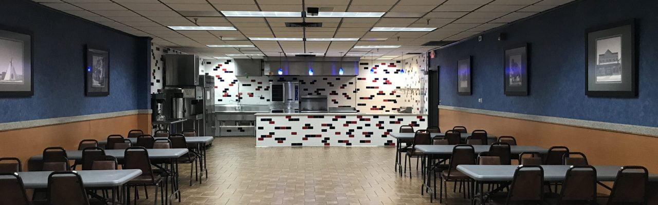Convention Center - Kitchen